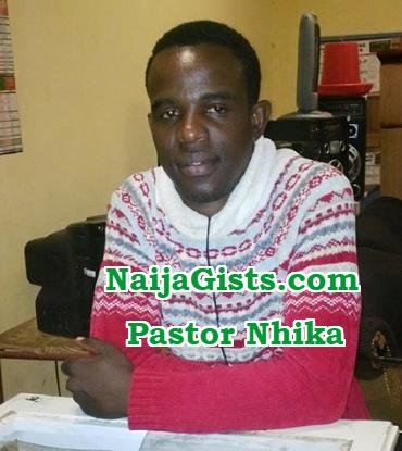 zibabwean pastor commits suicide live facebook