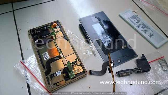 Sony Xperia M5 Aqua Dual Mati Total