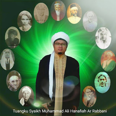 Download doa munajat Tuangku Syaikh Muhammad Ali Hanafiah
