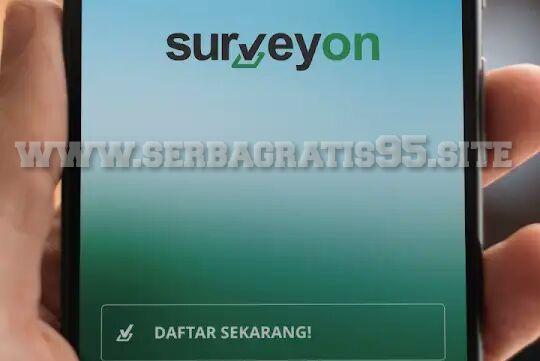 aplikasi Surveyon