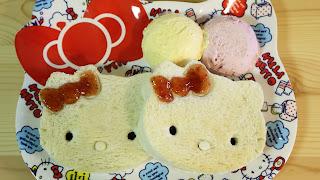 Gambar Roti Hello Kitty 5