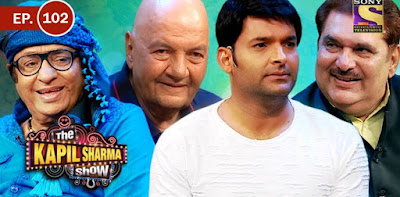 The Kapil Sharma Show Episode 102 30 April 2017 HDTV 480p 250mb