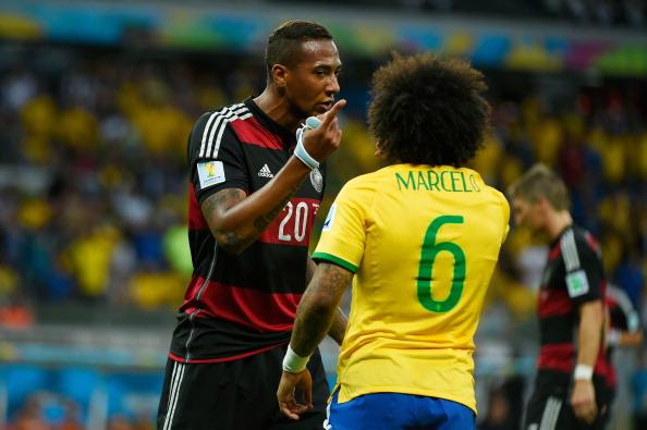 Brasil 1-7 Alemanha  por onde andam os atletas alemães presentes no ... d9e518e0a84dd