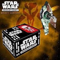 Smuggler's Bounty box - Bounty Hunters