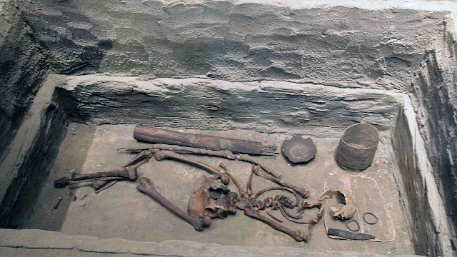 99 ancient tombs found in Inner Mongolia