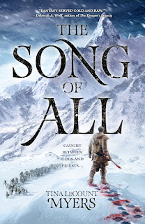 Interview with Tina LeCount Myers, author of The Song of All