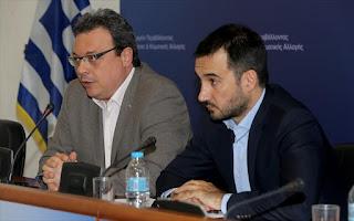 Φαμελλος - Χαριτσης: Στην αγορα 1 δισ. ευρω για τα σκουπιδια