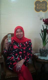 Ibu Chitra Wahyuni Sembuh dengan Minyak Kutus Kutus