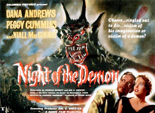 Poster - Night of the Demon (1957)