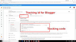 google-analytics-tracking-id-and-code
