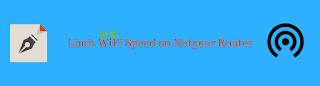 limit wifi speed others netgear