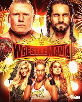 WrestleMania 35 2019 PPV 720p WEBRip 2.5Gb x264
