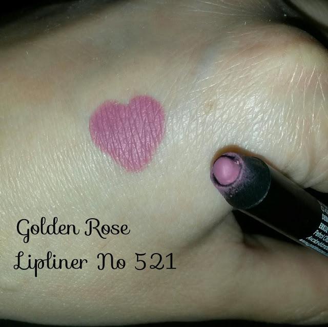 κραγιόν golden rose