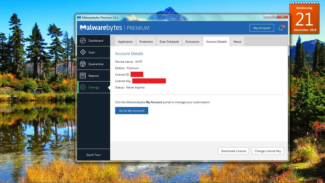 malwarebytes premium key november 2018
