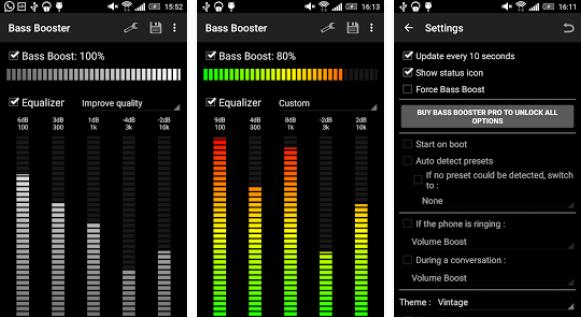 Trik Meningkatkan Bass Musik di Android+Equalizer