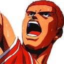 Slam Dunk Sakuragi Desktop Icon