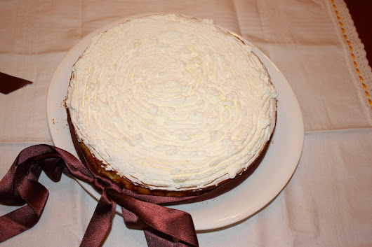 La mia prima Re-cake: Classic Lemon Cheesecake!