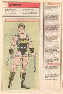 Grimbos Legion Super-Heroes