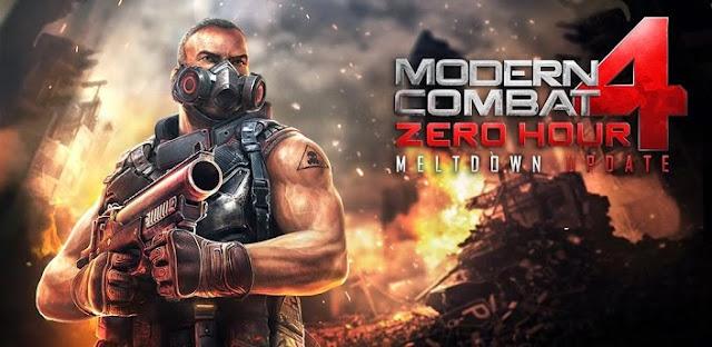 Modern Combat Zeri Hour 4 Android
