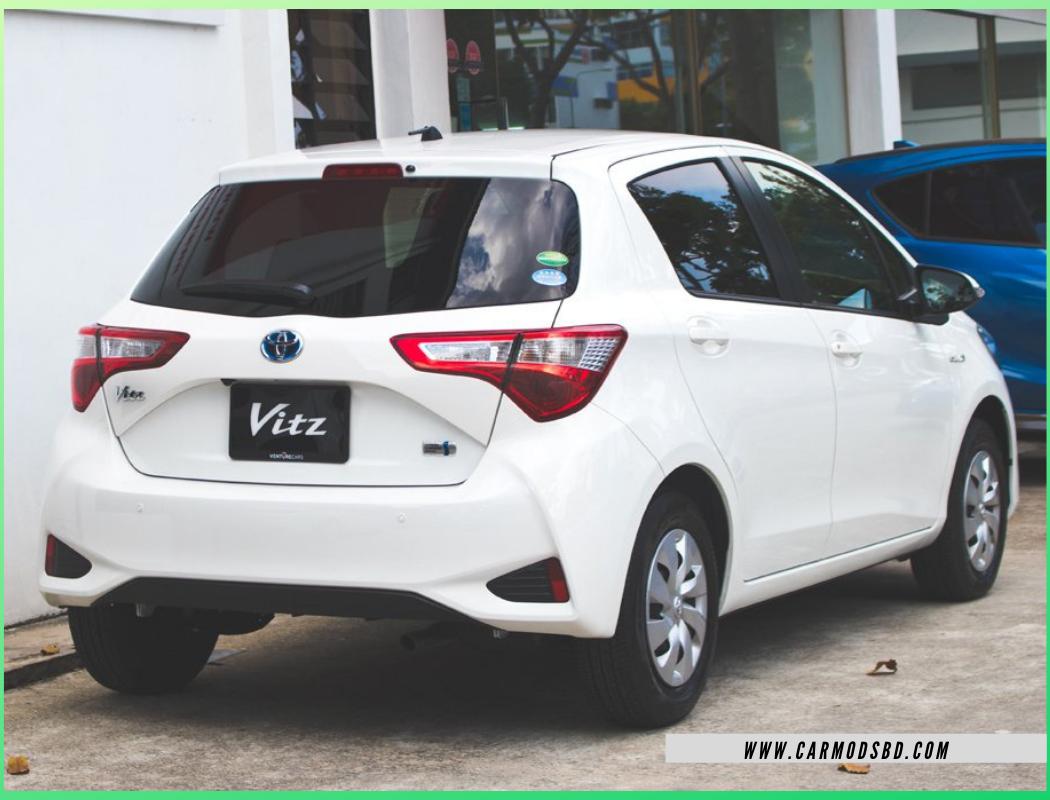 Toyota Vitz Hybrid Price In Bangladesh Vitz Hybrid In Bangladesh Carmodsbd Carmodsbd