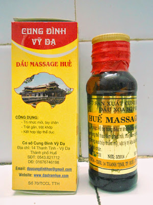 dau massage hue