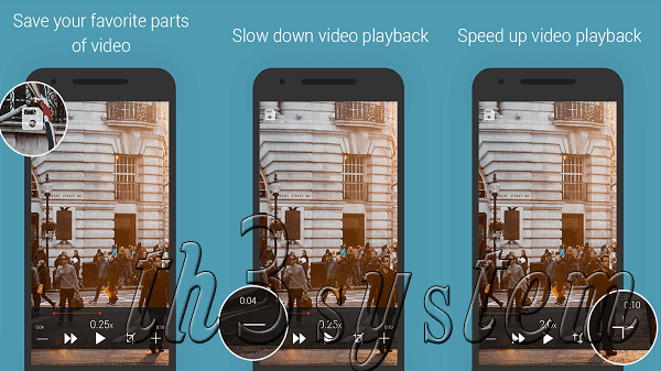 download Video Slow Reverse Player for android