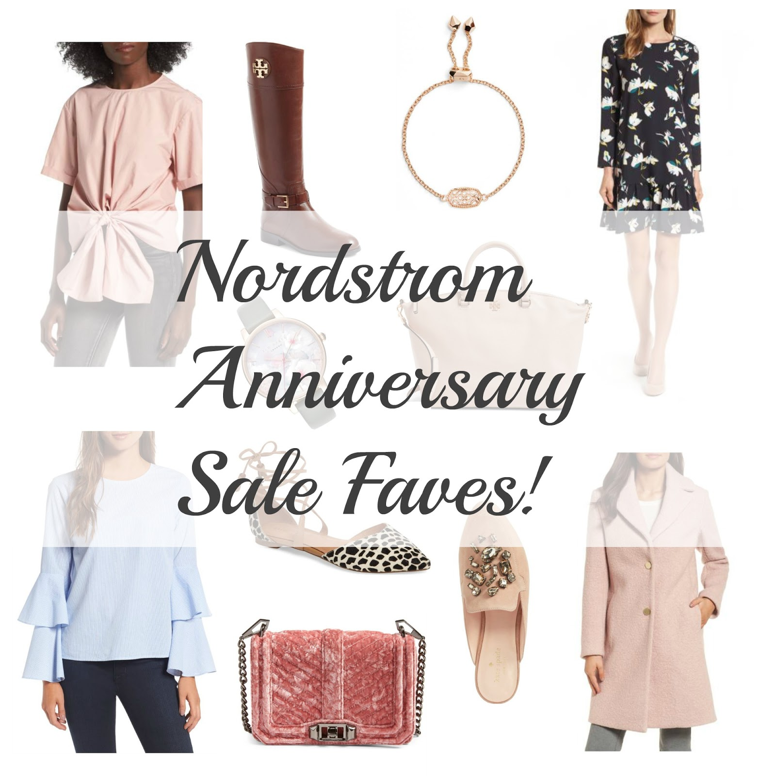 Nordstrom Anniversary Sale Faves! & Link Up