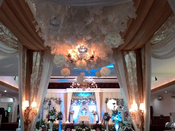 Mempercantik Dekorasi Pernikahan Dengan Lettering