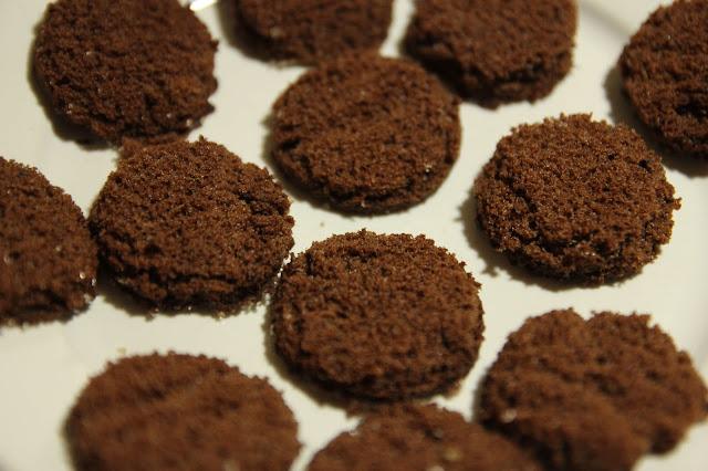 Chocolate roulade  gluten-free organic recipe