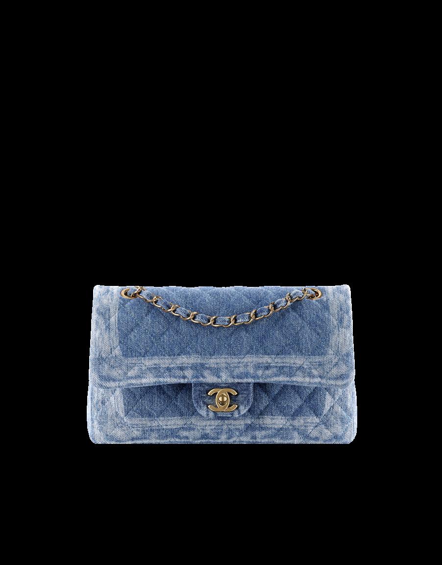 Yay or Nay: Chanel's Denim Flap Bag