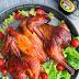 Honey Glazed Marmite Roast Chicken