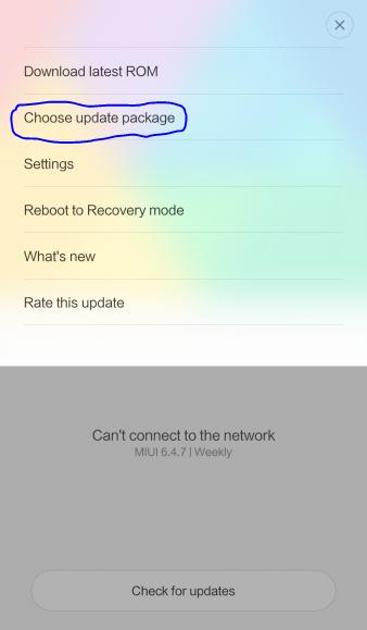 Cara Unlock Bootloader Xiaomi Mi5 24