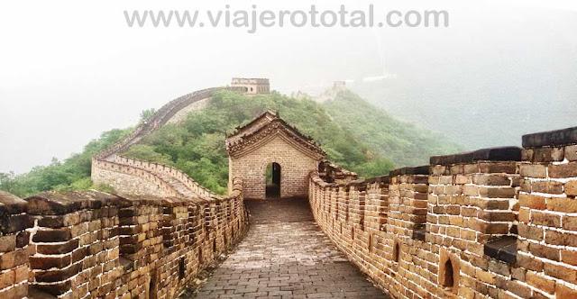 Gran Muralla China Mutianyu