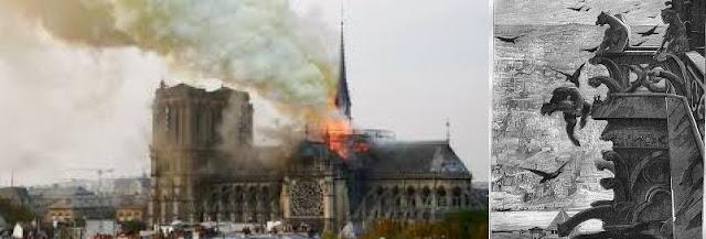 كاتدرائية نوتردام  بـ باريس في رواية فيكتور هيجو