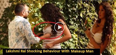 Actress Lakshmi Rai Shocking Behaviour During Ph0to Sho0t
