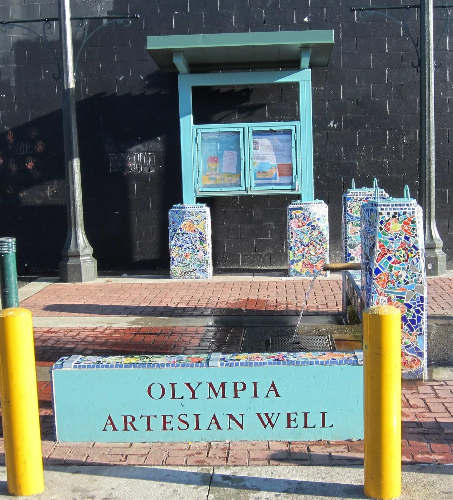 MeadowCreature: Olympia Artesian Well