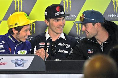 Komentar Rossi Tentang Folger yang Tak Disangka Naik ke MotoGP