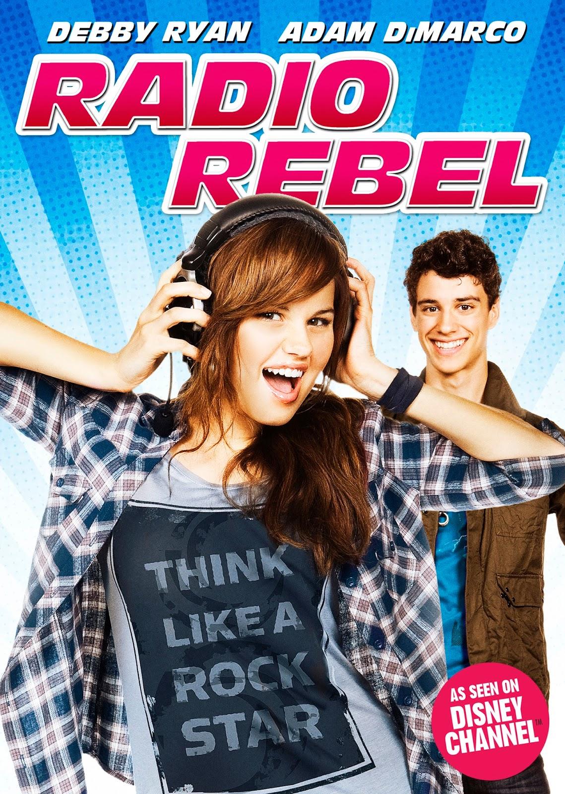 Nonton Film Radio Rebel (2012)