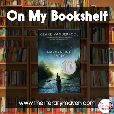 Navigating Early by Clare Vanderpool centers around the adventure of two young boys, both considered outcasts at their boarding school. It is equal parts magic, pirates, and strange coincidences, all of which lead the boys to find things they didn't even know they were looking for. Read on for more of my review and ideas for classroom application.