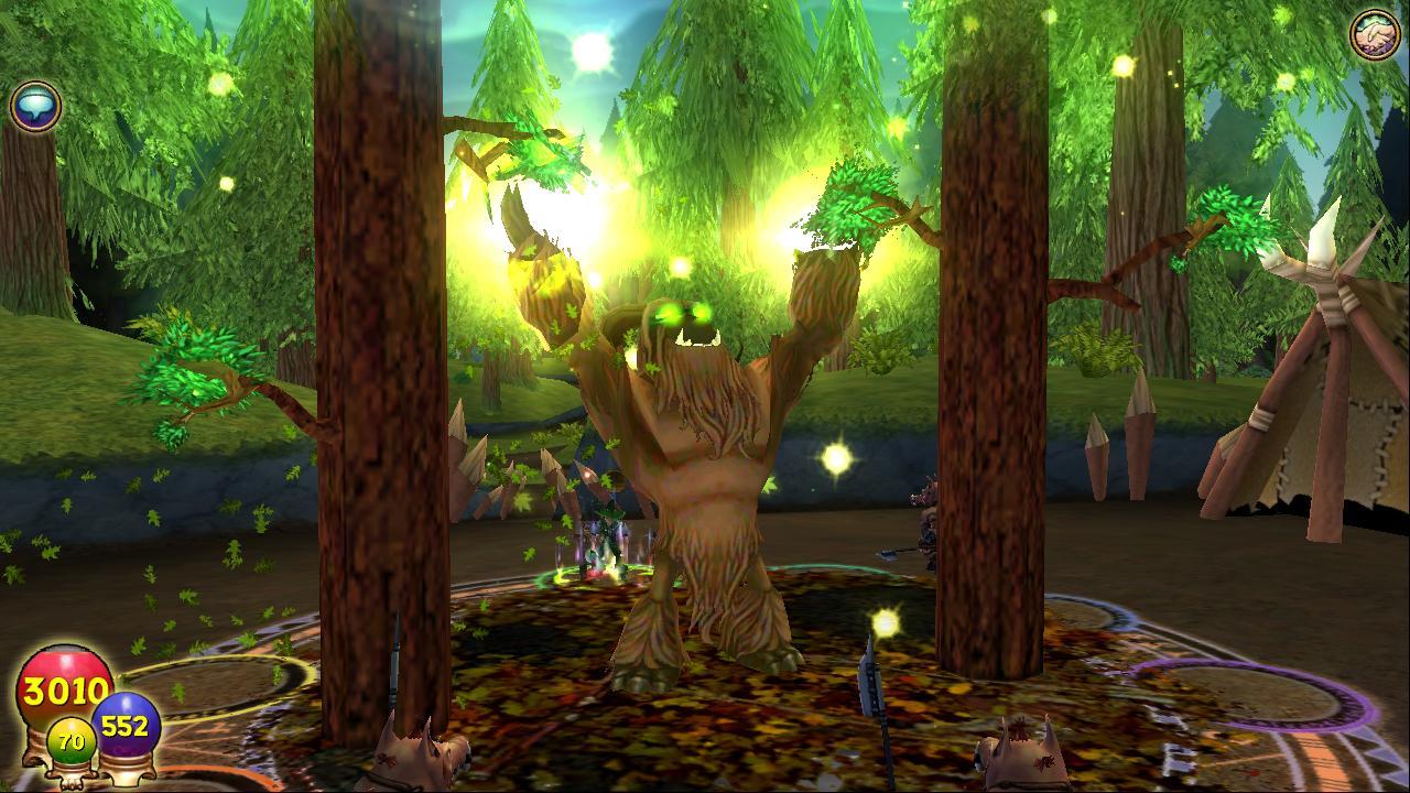 Around the Spiral with Edward Lifegem: Weekly Wizard101 Code