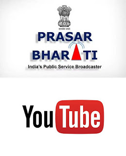 Prasar Bharati and Google alliance for livestream of Election result on YouTube