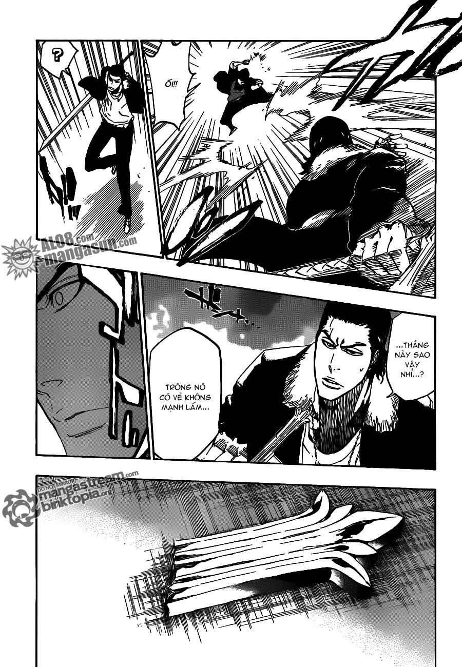 Bleach chapter 457 trang 5