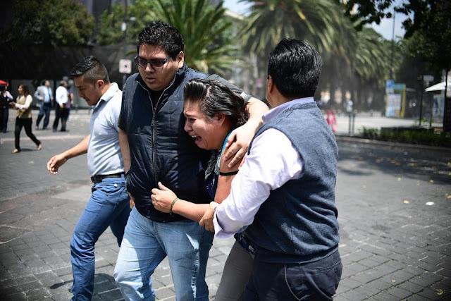 Sismo México 2017
