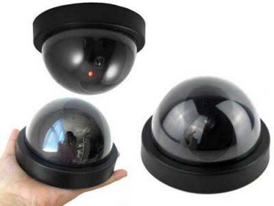 Fake Güvenlik Kamerası