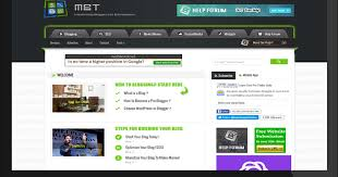 MyBloggerTricks.com(MBT) Blogger Templates price in nigeria