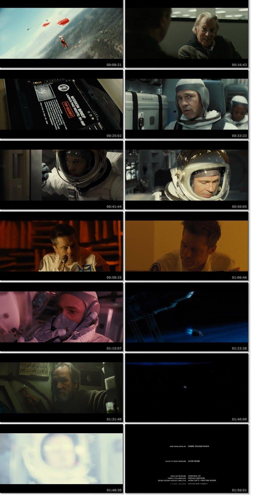 Ad Astra Movie Screenshot