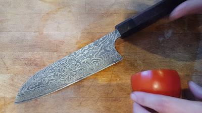 japonský kuchyňský nůž