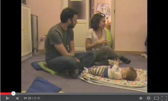 Canto Prenatal y Voz en el Parto. Testimonio Ana, Miguel y Nico
