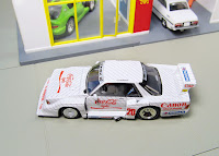 tlv bluebird race car