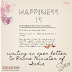 Day 46 ♥ Happiness is writing an open letter to Prime Minister of India